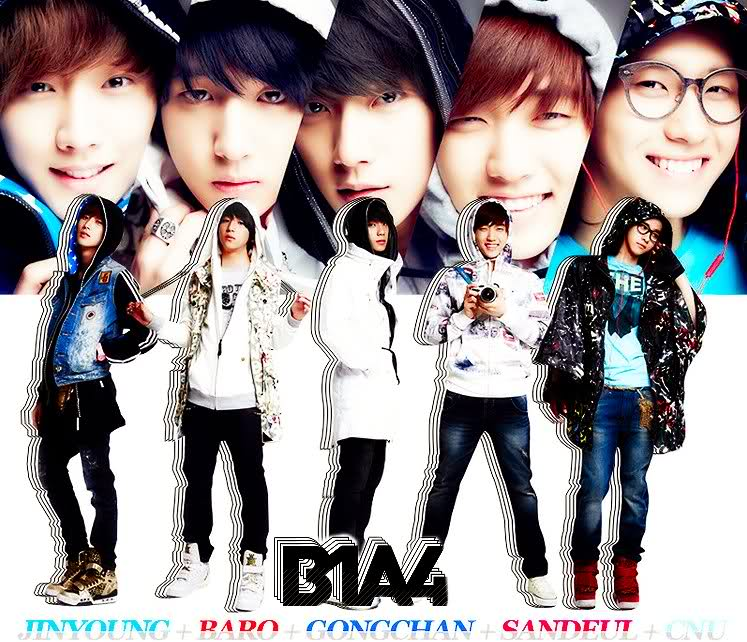 B1A4 | 韓流Music B1a4 Names