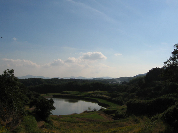 ミチル池20071018