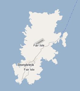 フェアアイル島