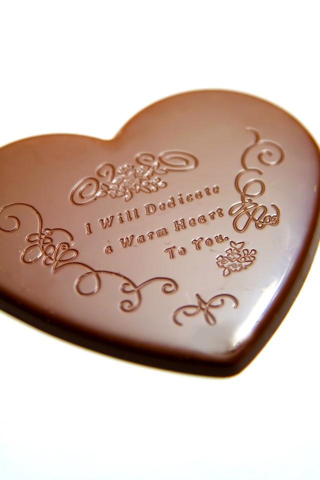 ハートチョコレート