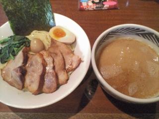 伝家つけ麺