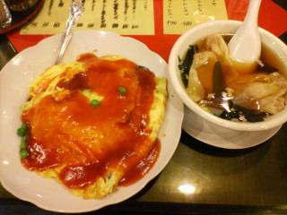天津丼+わんたん