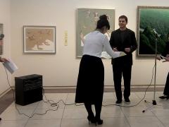 用賀アトリエ講師清田悠紀子昭和会展ニューヨーク賞受賞