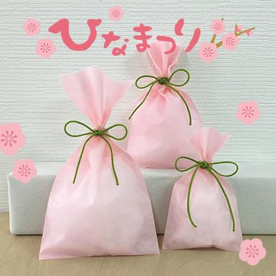 ひなまつり 桜色 おとなかわいい 和風