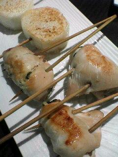 串鉄焼 「山芋」