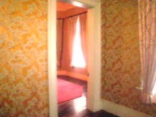 旧岩崎邸庭園「洋館室内」