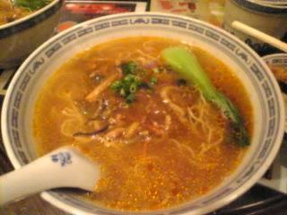 新記「スーラー麺」.
