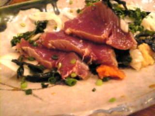 魚金本店「鰹のたたき」