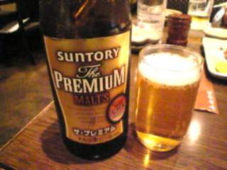 北海道「ザ・プレミアム・モルツ 中瓶」