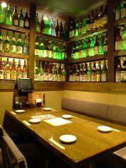 店内日本酒(地酒)