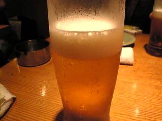 ごまや「サントリー限定醸造樽生ケルンの爽やか生ビール」