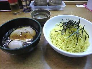 一条流 がんこラーメン「限定つけ麺2」