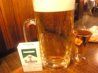神谷バー_特大生ビール
