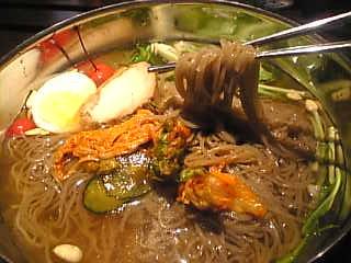 焼肉・韓国家庭料理 醍醐[夏のスペシャル冷麺]