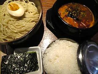 焼肉・韓国家庭料理 醍醐 お台場・デックス東京ビーチ[二代目つけ麺]