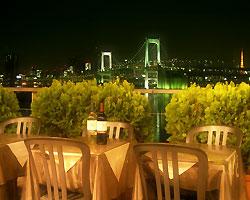 トラットリア マルーモ デックス東京ビーチ店