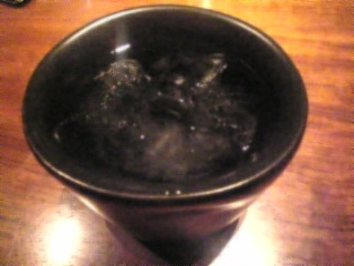 炭火BAR_集(しゅう)新橋店「黒丸ロック」