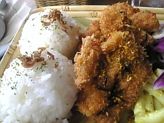 HawaiianRestaurant Kula「ふりかけチキン」