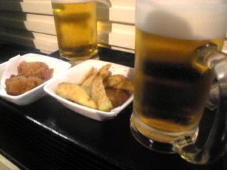 百飲「モルツ生ビール」