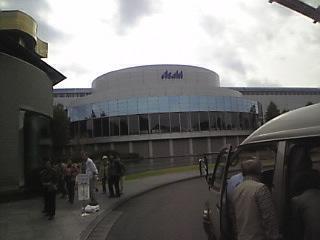 アサヒビール茨城工場「外観」