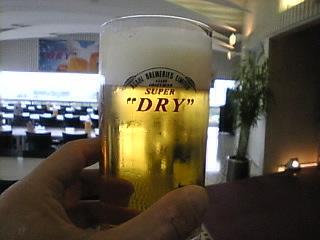 アサヒビール茨城工場「生ビール」