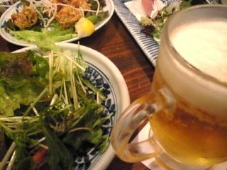 郷土・せとうち料理 かおりひめ「生ビール&ツマミ」