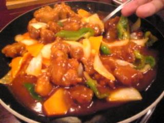 台湾小皿料理_荘園「特製スブタ」