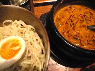 醍醐「辛つけ麺」