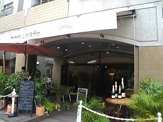 bow cafe 「外観」
