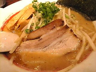 味噌屋せいべえ「チャーシュー麺」