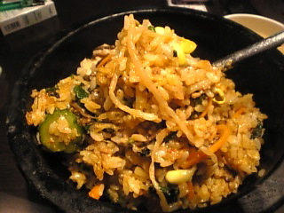 韓国料理 焼肉 醍醐 台場店「石焼きビビンバ」