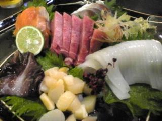 寿司 一品料理 花ちゃん「刺し盛り」