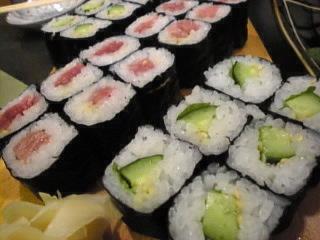 寿司 一品料理 花ちゃん「巻き寿司」