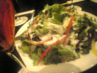 日比谷Bar_有楽町店「カクテルサラダ」