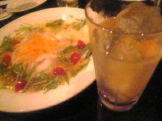 日比谷Bar_有楽町店「季節のカクテル」