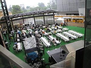 2008ビールデンウィーク会場