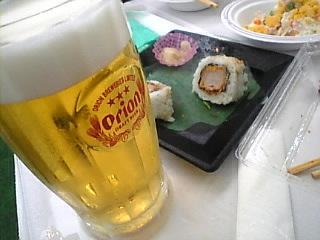 2008ビールデンウィーク「オリオンビール」