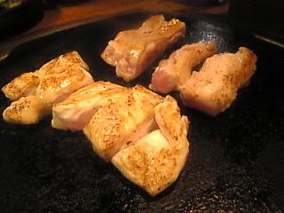 石庵 池袋西口店「鶏2」