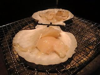 さしみや_良蔵 神田「保立の猟師焼き」