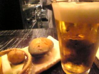 焼匠 karaku(からく) 新橋店「生ビール」
