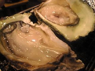 新宿 丸港水産「牡蠣」