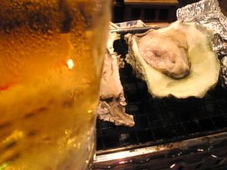 新宿 丸港水産「生ビール」