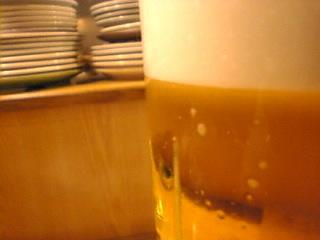 やきとり酒蔵_庄助「生ビール」