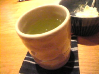 88屋「お茶」