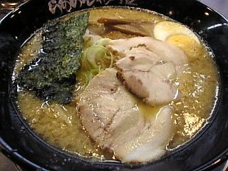 らーめん花月_志村店「醤油ラーメン」1