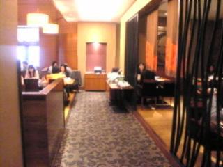 鴻星海鮮酒家_晴海店「店内」