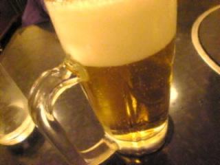 中華_天龍_志村坂上「生ビール」