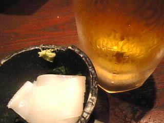 はなの舞_多摩センター「生ビール」
