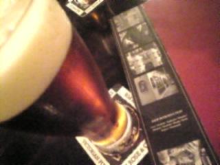 ローズ&クラウン新橋「ローズビール」