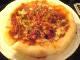 ローズ&クラウン新橋「今月のピザ」